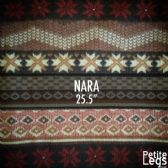 Choose Your Pattern Collection: Nara. Cosy Knit Print Leggings | Fits UK Sizes 8 - 12/14 | Petite Leg Inseam 25.5 Inches